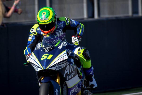 Granado wins MotoE simulation race in Valencia