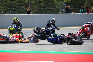 The Point: Jorge Lorenzo pile-up
