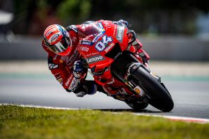 Dovizioso acknowledges Assen circuit not ideal for Ducati