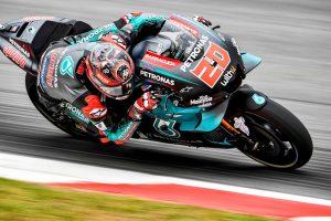 Quartararo earns pole position at Catalan grand prix
