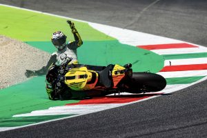 Crushing end to strong Mugello grand prix for Miller