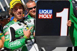 Maiden Moto2 pole another impressive step for Gardner