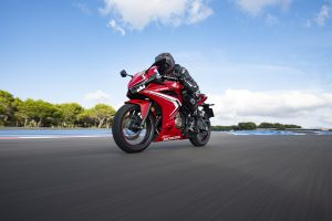 Q&A: Honda CBR500R development