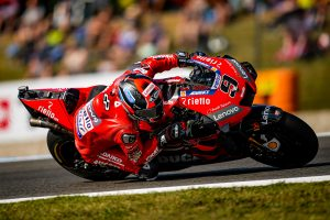 Ducati extends contract with Petrucci for 2020 MotoGP season