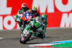 Gardner rues lost opportunity following Dutch GP exit
