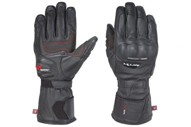 ixon pro continental gloves
