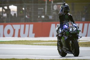 Vinales delivers first Yamaha win of 2019 in Assen thriller