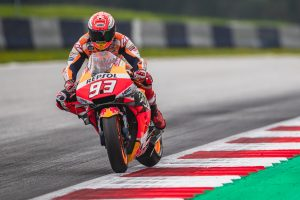 Understanding new Silverstone surface key says Marquez