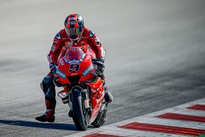 Petrucci aiming to 'turn a new page' at Silverstone
