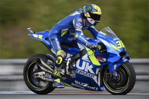 Injured Mir remains sidelined for British grand prix