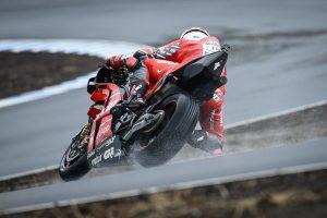 MotoGP test riders sample new KymiRing circuit in Finland
