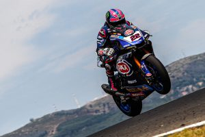 Lowes tops final day of WorldSBK testing at Portimao