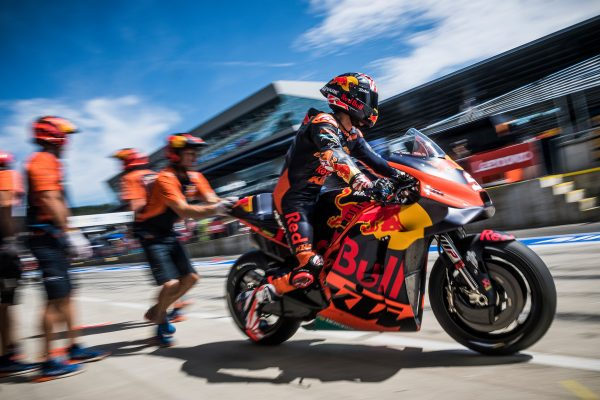 Zarco KTM departure made official at end of 2019 season