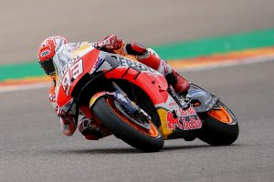 Marquez wins at Aragon as Miller snatches podium finish