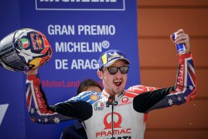 Rated: Jack Miller's MotoGP podiums