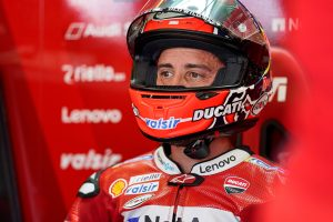 Securing championship runner-up now the goal for Dovizioso