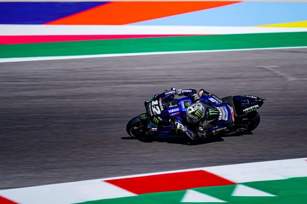 Vinales fastest in Friday MotoGP practice at Misano