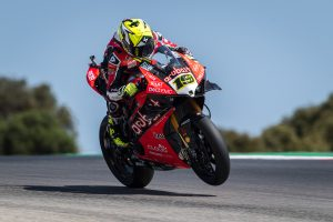 Learning Magny Cours layout key for Bautista