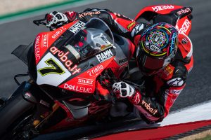Davies optimistic with improved Ducati V4 R package