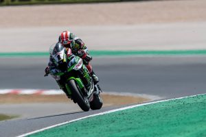 Champion Rea charges to race one victory in Portugal