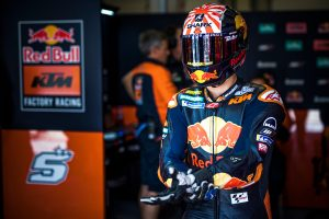 KTM benches Zarco for remainder of MotoGP season