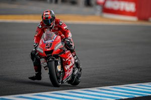 Phillip Island a 'good opportunity' to step forward says Petrucci