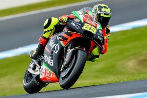 Leading MotoGP field 'thrilling' describes Iannone
