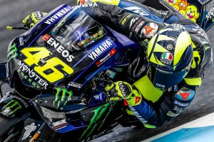 Rossi optimistic following promising 400th grand prix