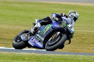 Vinales tops FP3 at the Australian grand prix