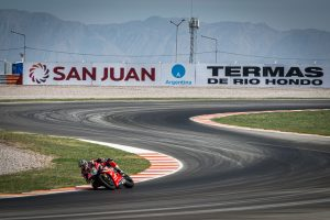 FIM issues statement over Argentina WorldSBK safety concerns