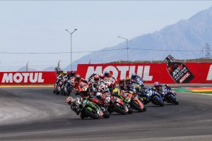 Double WorldSBK victory for Rea in Argentina