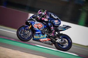 Championship podium the ideal Yamaha send-off for Lowes