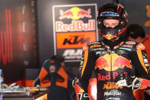 Binder promoted to Red Bull KTM for MotoGP rookie season