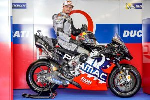 Pramac Racing uncovers special Australian livery for Miller