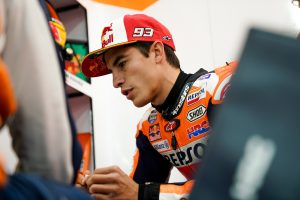 Shoulder operation successful for Repsol Honda's Marquez