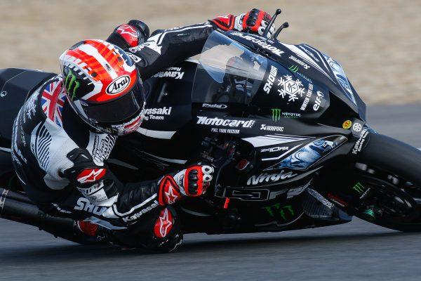 Rea edges Razgatlioglu on day one of Jerez WorldSBK testing