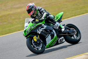 Promising end to 2019 ASBK campaign for Kawasaki BCperformance