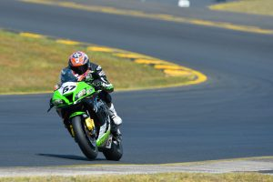 Staring 'went down fighting' in Sydney ASBK finale
