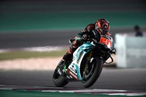 Rewind: Fabio Quartararo's MotoGP debut