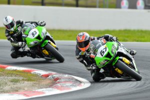 Kawasaki retains position as Superbike title sponsor