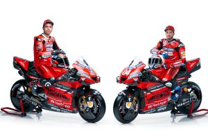 Ducati Team launches 2020 livery in Bologna