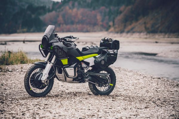 Husqvarna Norden 701 concept to go into production