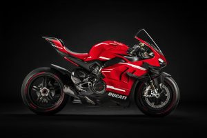 Ducati uncovers limited edition Superleggera V4