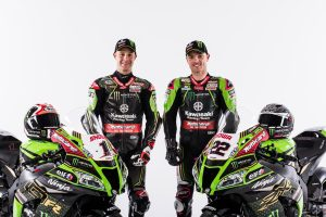 Kawasaki Racing Team launches 2020 squad in Spain