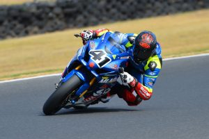 Croker plotting racing return at Phillip Island's ASBK opener