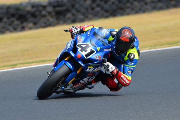 Croker plotting racing return at Phillip Island's ASBK opener