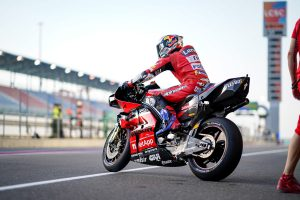 Dovizioso insists 'room for improvement' following Qatar outing