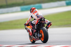 Champion Marquez discovered physical limit on final day of testing