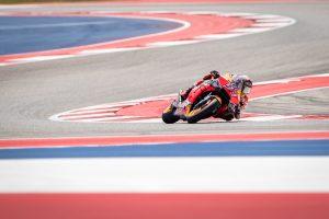 Americas MotoGP rescheduled for November