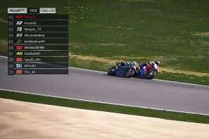 Tight second Virtual MotoGP Race belongs to Bagnaia